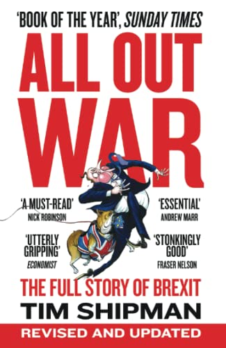 ALL OUT WAR: The Full Story of Brexit from HarperCollins Publishers