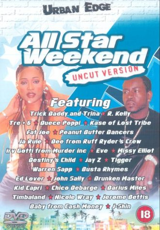 All Star Weekend - The Movie (Uncut) [DVD] from Wienerworld