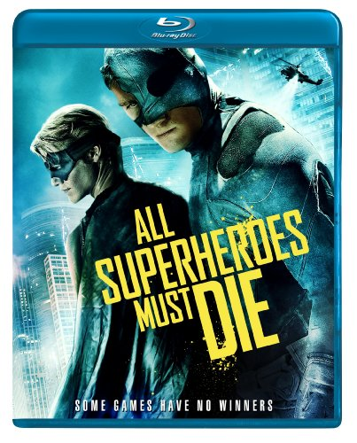 All Superheroes Must Die [Blu-ray] [2011] [US Import] from IMAGE ENTERTAINMENT