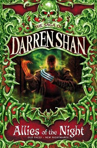 Allies of the Night: The Saga of Darren Shan Book 8 from HarperCollins Publishers
