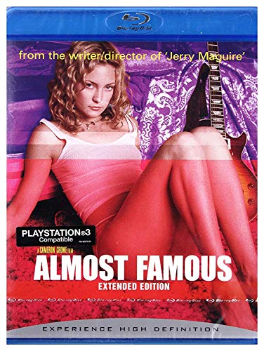 Almost Famous [Region 2] (English audio) from Imperial