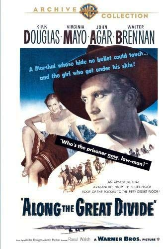 Along the Great Divide [DVD] [1951] [Region 1] [US Import] [NTSC] from Warner