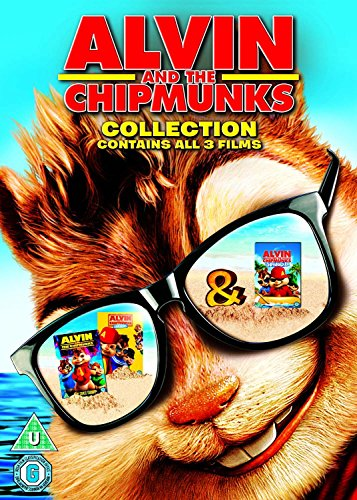 Alvin and the Chipmunks Triple Pack (DVD + Digital Copy) [2007] from 20th Century Fox Home Entertainment