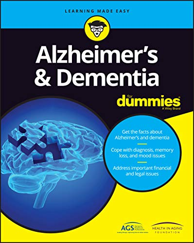 Alzheimer's & Dementia FD (For Dummies) from For Dummies