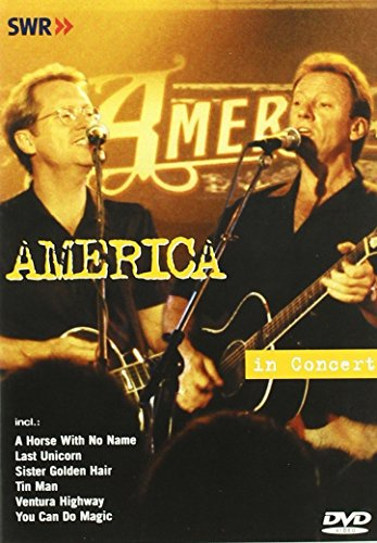 America - In Concert: Ohne Filter [DVD] [2002] from inakustik