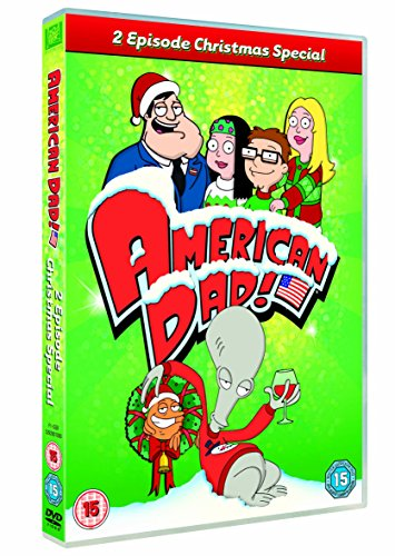 American Dad! - Christmas with the Smiths [DVD] from 20th Century Fox Home Entertainment