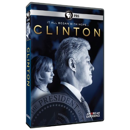 American Experience: Clinton [DVD] [Region 1] [US Import] [NTSC] from History Channel