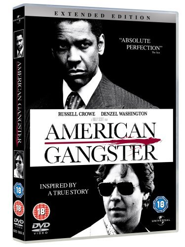 American Gangster Extended Edition [2007] [DVD] from UNIVERSAL PICTURES