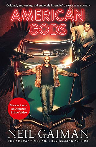 American Gods: TV Tie-In from Headline