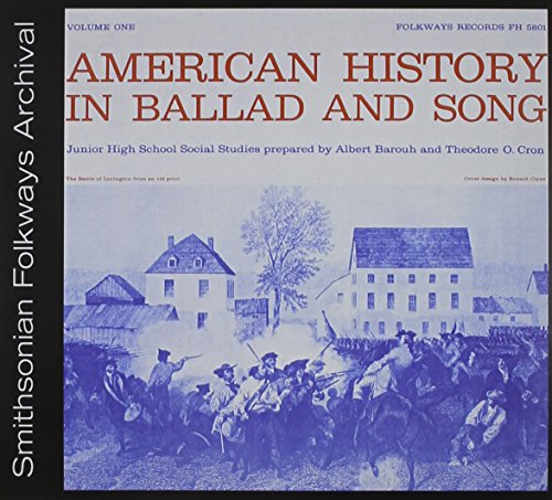 American History in Ballad and