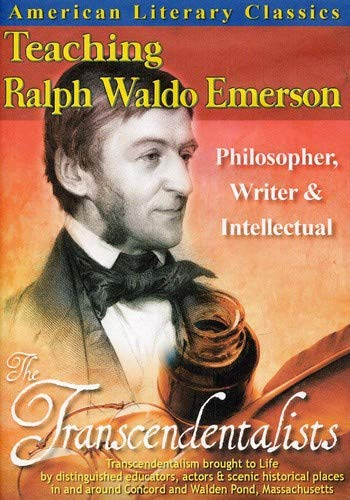 American Literary Classics - The Transcendentalists: Teaching Ralph Waldo Emerson - Philosopher, Writer & Intellectual [DVD] [2009] [NTSC] from TMW MEDIA GROUP