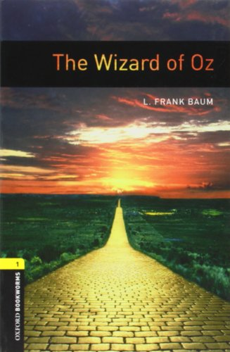 American Oxford Bookworms: Stage 1: Wizard of Oz (Oxford Bookworms Library: Stage 1) from Oxford University Press, USA