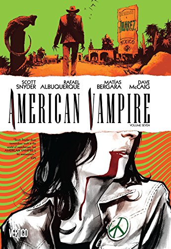American Vampire TP Vol 7 from Vertigo