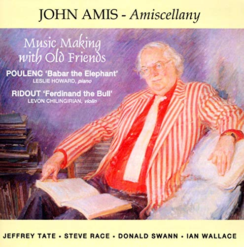 Amiscellany - Music Making With Old Friends from NIMBUS