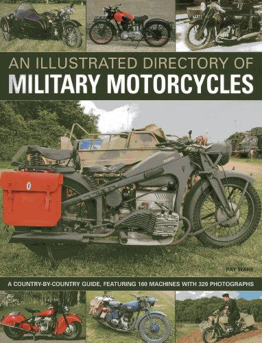 An Illustrated Directory of Military Motorcycles from Southwater Publishing