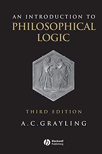 An Introduction to Philosophical Logic from Wiley-Blackwell