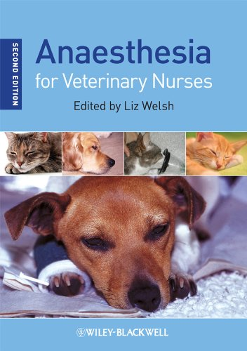 Anaesthesia for Veterinary Nurses from Wiley-Blackwell