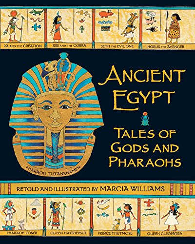 Ancient Egypt: Tales of Gods and Pharaohs from Walker Books Ltd