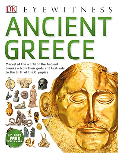 Ancient Greece (DK Eyewitness) from Dorling Kindersley Ltd