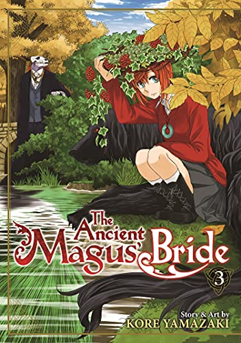 Ancient Magus' Bride Vol. 3, The: Volume 3 (The Ancient Magus' Bride) from Seven Seas