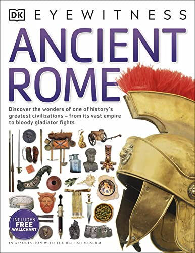 Ancient Rome (Eyewitness) from DK