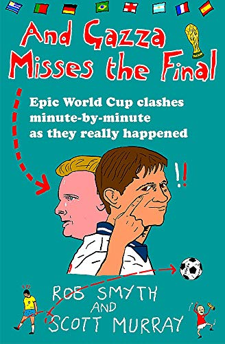 And Gazza Misses The Final from Constable
