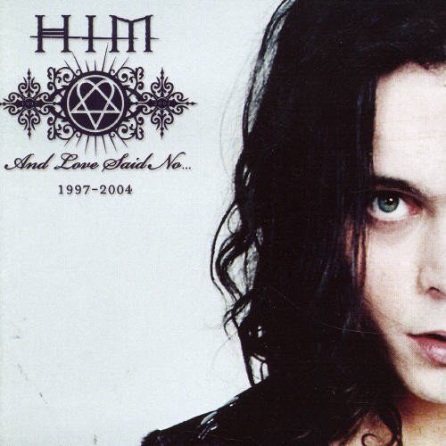 And Love Said No... The Best of HIM 1997-2004 [CD + DVD]