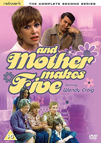 And Mother Makes Five - The Complete Series 2 [DVD] from Network