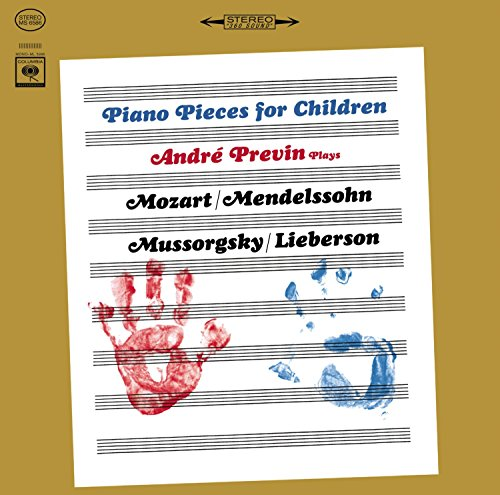 André Previn - Piano Pieces For Children from SONY CLASSICAL