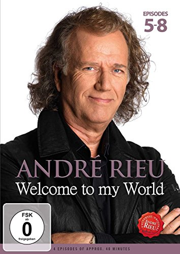 André Rieu: Welcome To My World - Part 2 [DVD] from Decca