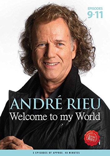 André Rieu: Welcome To My World - Part 3 [DVD] from Decca