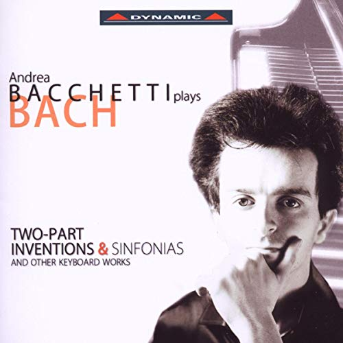Andrea Bacchetti Plays Bach from DYNAMIC