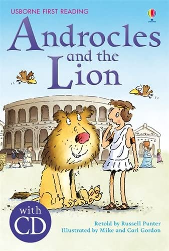 Androcles and the Lion (First Reading) (Usborne First Reading) (First Reading Level 4) from Usborne Publishing Ltd
