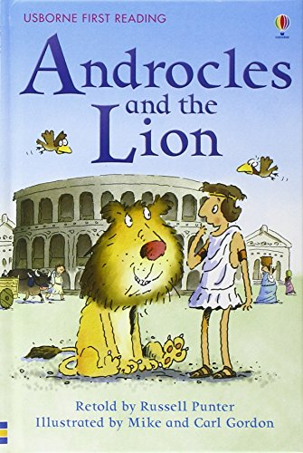 Androcles and the Lion (First Reading Level 4) from Usborne Publishing Ltd