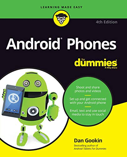 Android Phones For Dummies (For Dummies (Lifestyle)) from John Wiley & Sons Inc