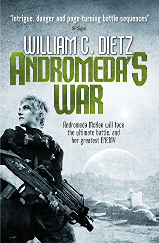 Andromeda's War (Legion of the Damned prequel 3) (Anromedas War) from Titan Books