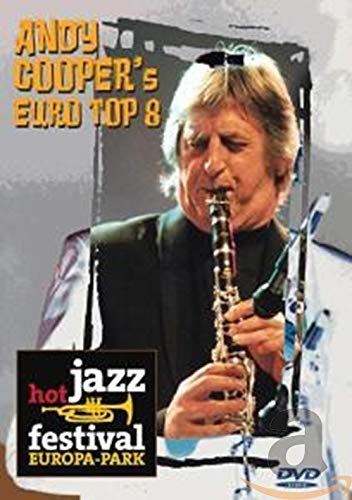 Andy Cooper's Euro Top 8: Hot Jazz Festival [DVD] from inakustik