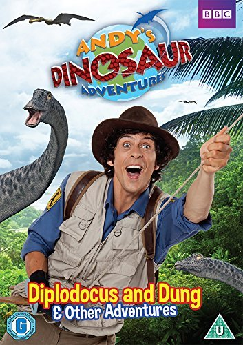 Andy's Dinosaur Adventures: Diplodocus And Dung [DVD] from Spirit Entertainment Limited