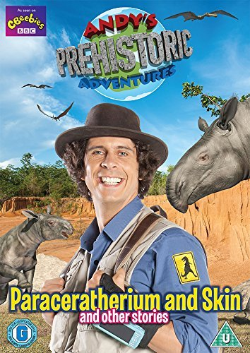 Andy's Prehistoric Adventures - Paraceratherium & Skin (BBC) - Vol 3 [DVD] from Spirit Entertainment Limited