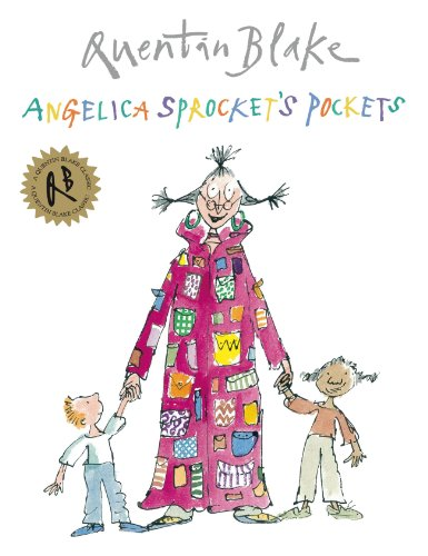 Angelica Sprocket's Pockets (Quentin Blake Classic) from Red Fox Picture Books