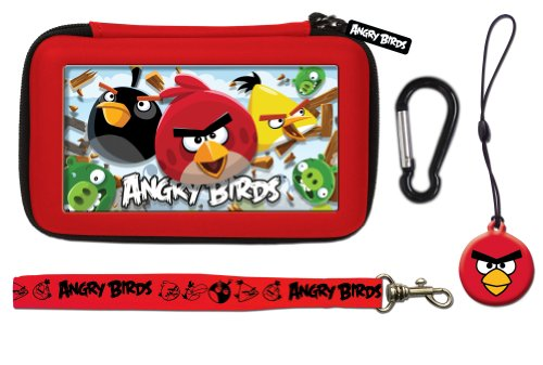 Angry Birds 3D Gamer Carry Case Set (Nintendo DS/3DS) from Meroncourt Europe Limited