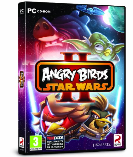 Angry Birds Star Wars II (PC DVD) from FOCUS MULTIMEDIA