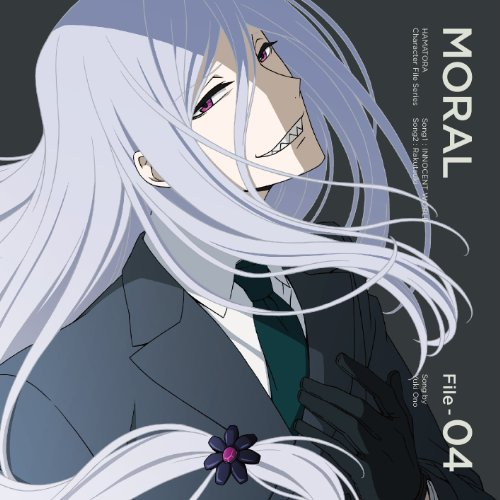 Animation - Hamatora (Anime) Character File Series File 4 Moral [Japan CD] AVCA-74295 from Avex Japan