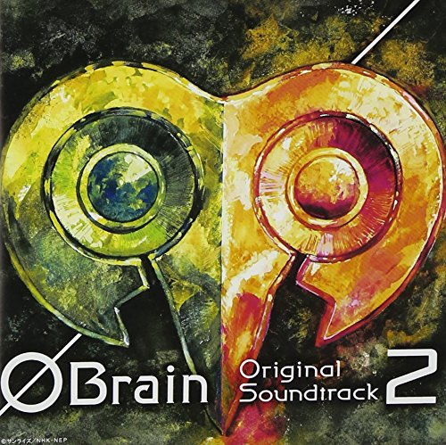 Animation Soundtrack (Music By Akio Izutsu) - Phi Brain: Puzzle Of God (Kami No Puzzle) (Anime) Original Soundtrack 2 [Japan CD] VTCL-60366 from Victor Japan