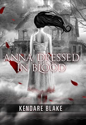 Anna Dressed in Blood from Tor Teen