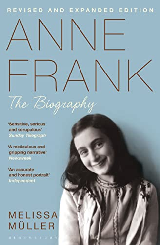 Anne Frank: The Biography from Bloomsbury Paperbacks