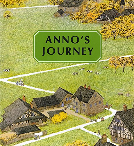 Anno's Journey from Puffin Books