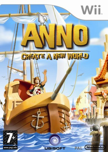Anno: Create A New World (Nintendo Wii) from UBI Soft