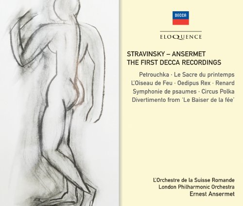 Ansermet: The First Decca Recordings
