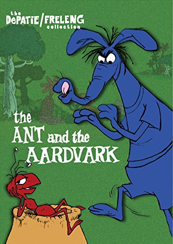 Ant and the Aardvark, The (17 Cartoons) from KINO INTERNATIONAL